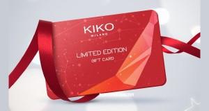kiko gift card