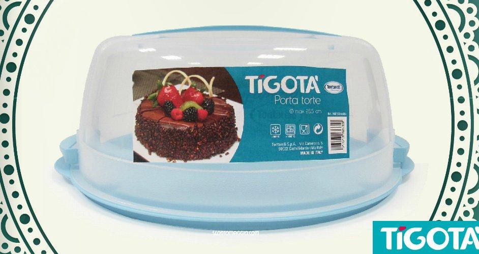 porta torte Tigotà