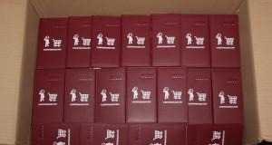agendine scatola