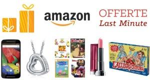 amazon offerte last minute