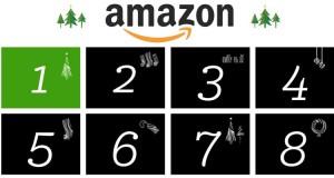 calendario avvento amazon