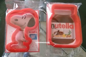 stampi nutella snoopy