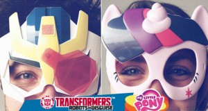 happy meal transformers my little pony