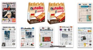 nutella b-ready quotidiani