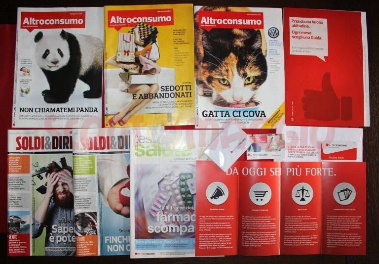 riviste altroconsumo