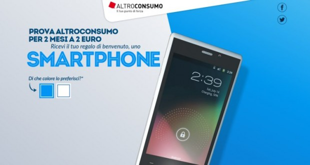 smartphone altroconsumo
