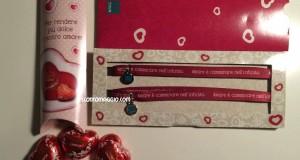 braccialetto thun cioccolatini lindt