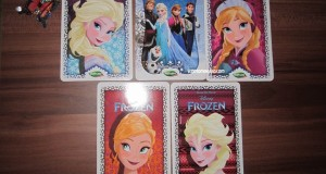 card frozen valfrutta