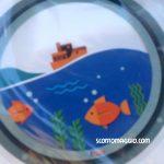 kinder sottomarino