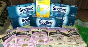 spesa scottex hills swiffer