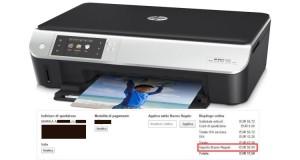 stampante hp 5530