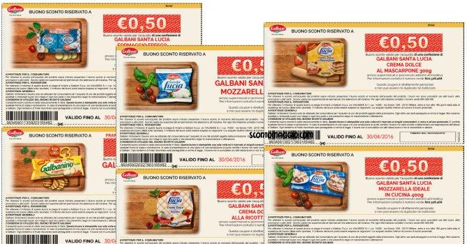 Buoni sconto supermercati 2016 for Nuovo volantino acqua e sapone sicilia