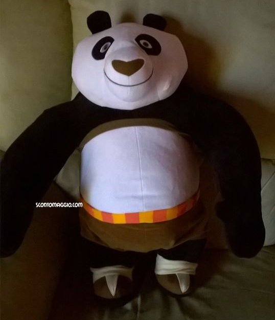 eurospin magneti e peluche maxi di kung fu panda scontomaggio. Black Bedroom Furniture Sets. Home Design Ideas