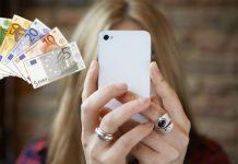 donna smartphone euro