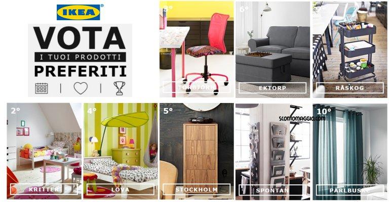 Ikea Decidi Tu Il Prodotto Da Scontare Scontomaggio