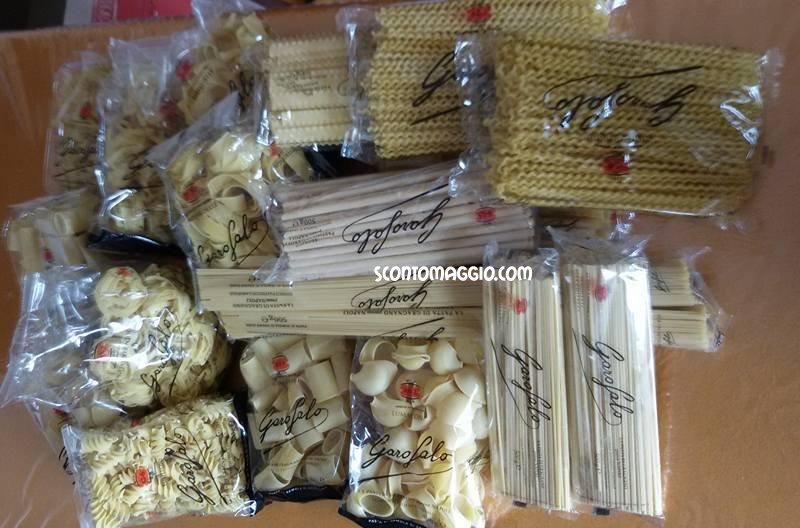 12 kg di pasta garofalo gratis scontomaggio for Cucinare 1 kg di pasta