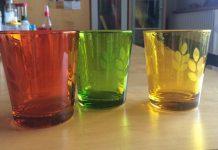 bicchieri barilla