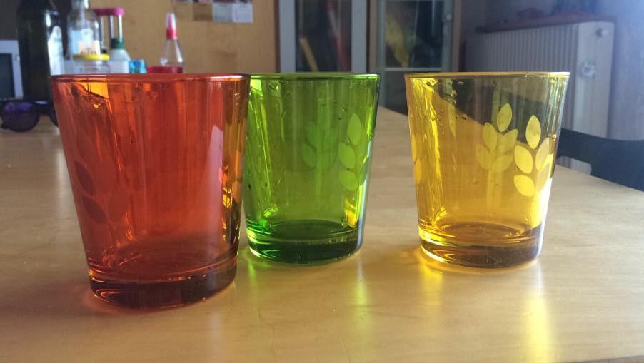 Coppie di Bicchieri Barilla omaggio - scontOmaggio