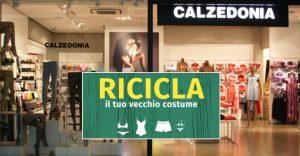 calzedonia riciclo 2016