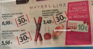 maybelline coop
