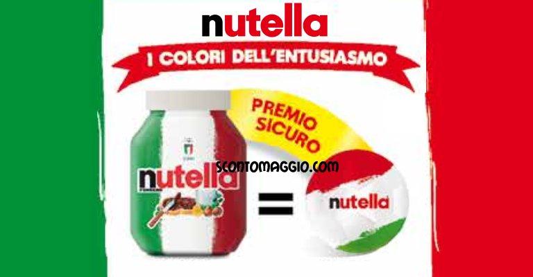 Nutella OmaggioPremio Sicuro Colori I Dell'entusiasmo Di Pallone HIW9YE2D
