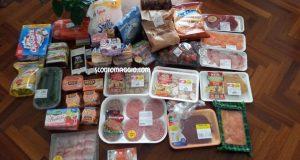 spesa carne pesce ortofrutta
