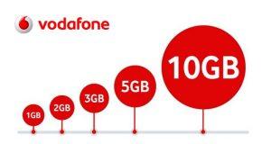 vodafone 10 gb