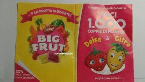 la frutta si diverte