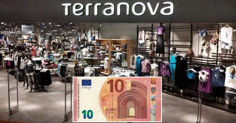 Terranova  ricicla i tuoi capi e ricevi 20 euro in buoni sconto -  scontOmaggio 4d2df7d8120