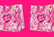 Shopper Pink Lady