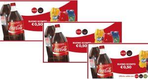 buoni sconto coca-cola