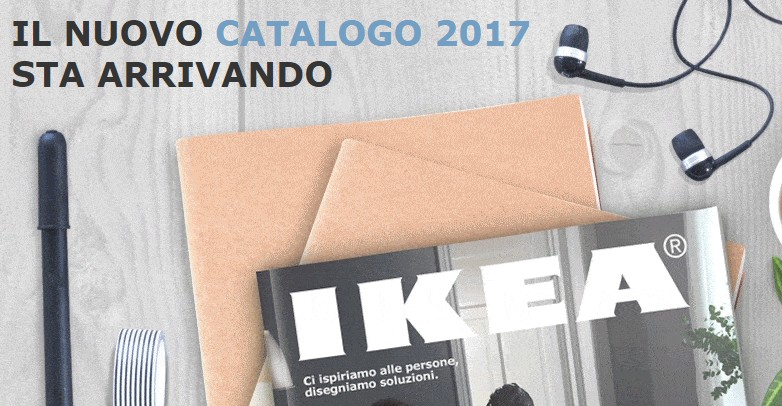 Catalogo ikea 2017 in anteprima scontomaggio for Catalogo ikea nuovo