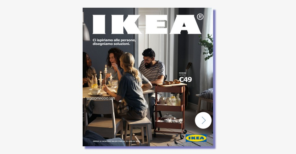 Catalogo ikea 2017 5 modi per sfogliarlo online o for Catalogo ikea on line