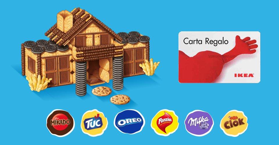 Crea la tua casa con fantasia vinci buoni ikea da 250 a for Costruisci la tua casa personalizzata