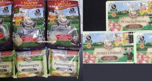 parmareggio prodotti fb
