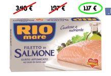 rio mare filetti salmone affumicato