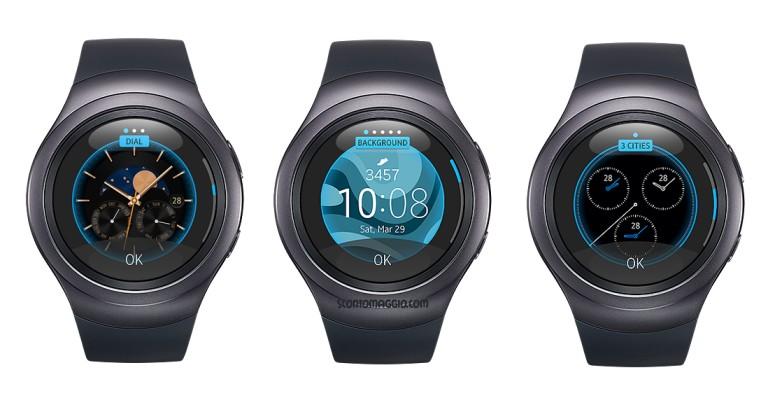 Samsung, galaxy and, gear - The Samsung Gear, fit2 Pro SM-R365 Samsung Gear, fit 2 vorgestellt