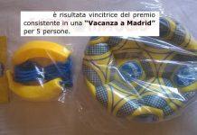 Chiquita Premi Vincita