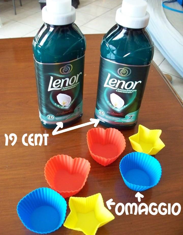 Pirottini omaggio lenor a 19 centesimi scontomaggio for Volantino acqua e sapone sicilia