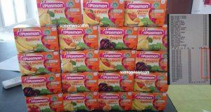 plasmon frutta