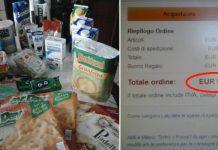 spesa alimentare amazon