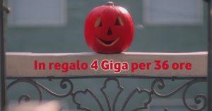 4 giga vodafone halloween