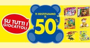 Bennet giocattoli 50%