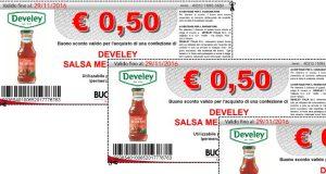 buoni sconto Develey salsa messicana