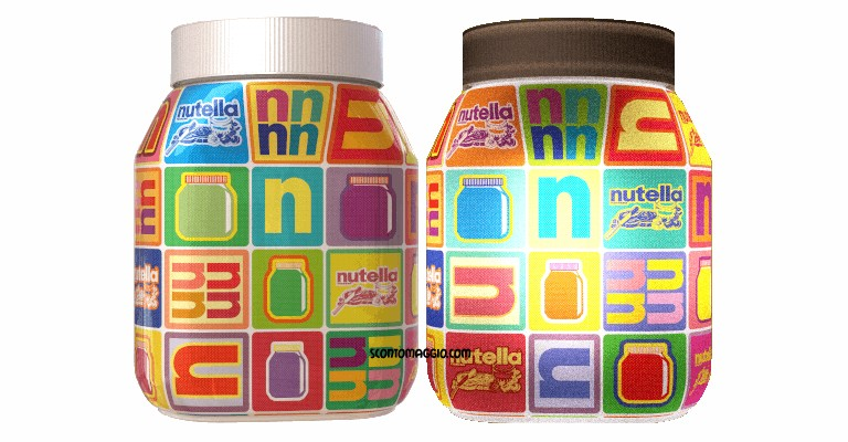 Lampada Barattolo Nutella Concorso : Lampada nutella di design: ecco come richiederla in omaggio