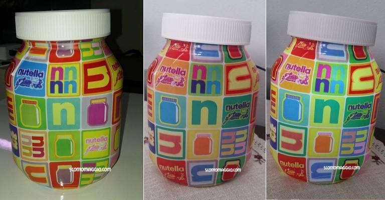 Lampada barattolo nutella amazon ~ idee di design nella ...