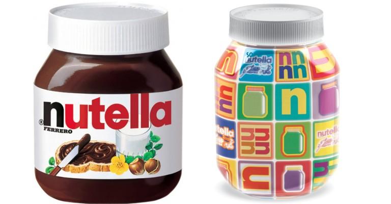 Lampada Barattolo Nutella Concorso : Lampada nutella nuova data di partenza! scontomaggio
