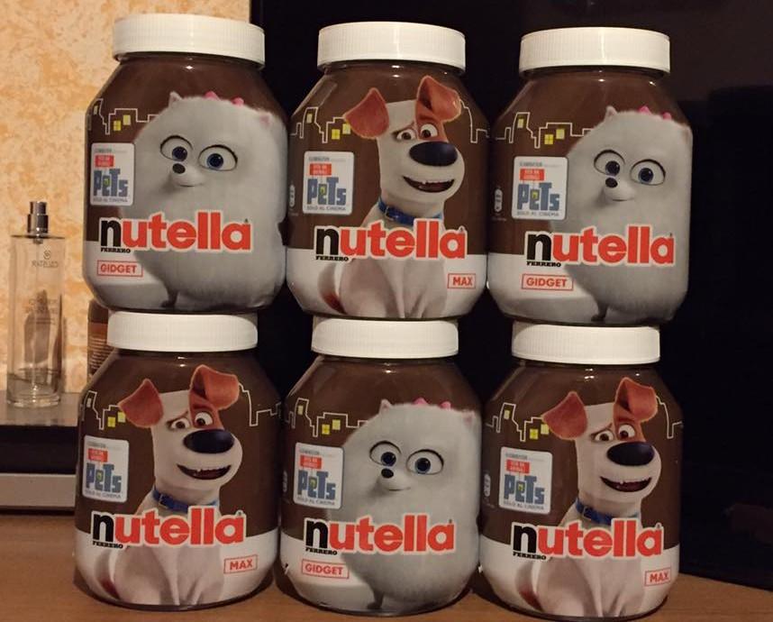 Lampada Barattolo Nutella Concorso : Nutella sottocosto e 6 lampade nutella omaggio! scontomaggio