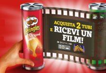 Pringles Movie Night