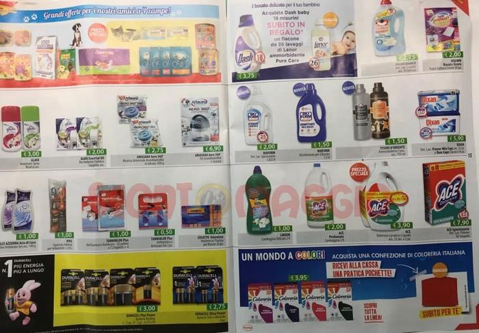 Anteprima volantino acqua e sapone e la saponeria 22 for Volantino acqua e sapone novembre 2017
